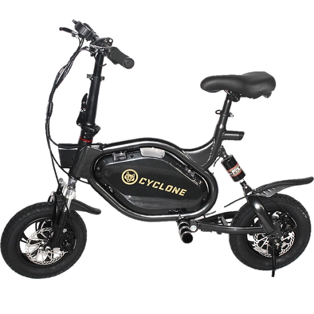 Electrowolf Cyclone UL2272 Certified Electric Scooter