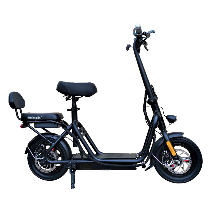 MaximalSG F09 UL2272 Certified Electric Scooter