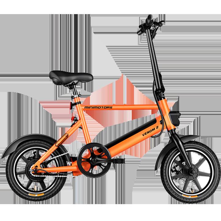 Minimotors Venom 2 Electric Bicycle