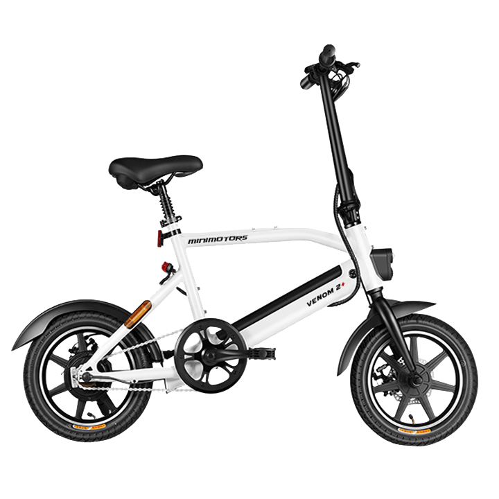 Minimotors Venom 2+ Electric Bicycle