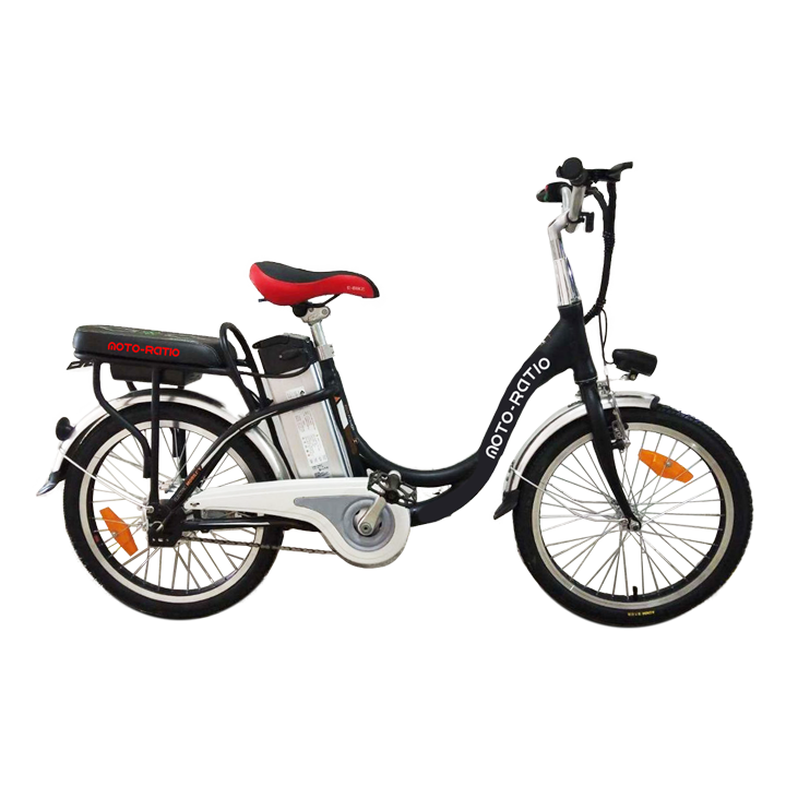 Moto Ratio Electric Bicycle