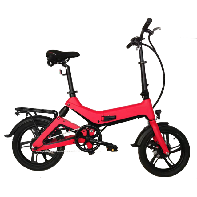 YY Scooter Ycube Electric Bicycle